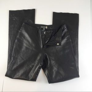Banana Republic 100% Genuine Leather Pants